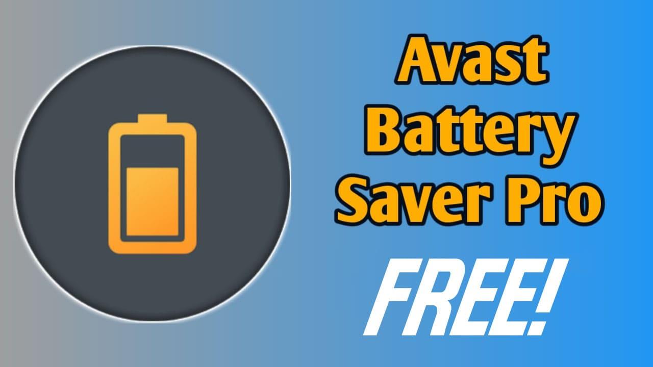 Avast Battery Saver PRO скачать бесплатно!